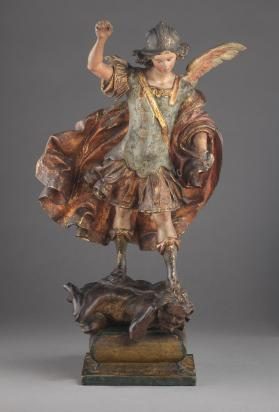 Figure of St. Michael