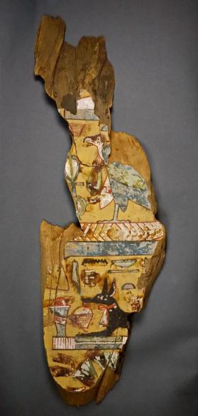 Coffin fragment