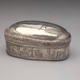 Reliquary casket with the Tree of Life
