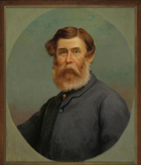 Portrait of Paul Kane