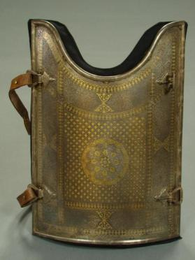 Chahār-āyneh (four mirrors) body armour