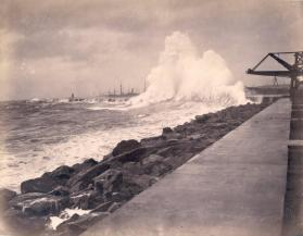 Colombo Breakwater - 3971
