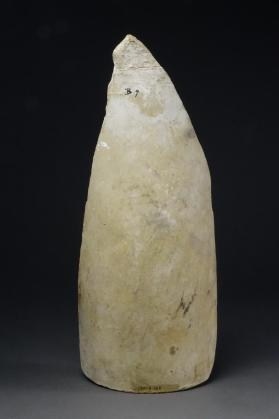 Cylindrical jar base fragment