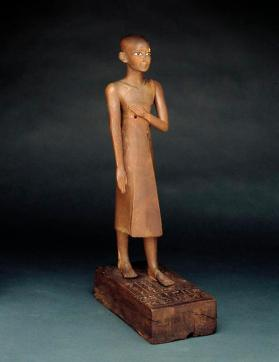 Statuette of the  provincial administrator Iby-ref