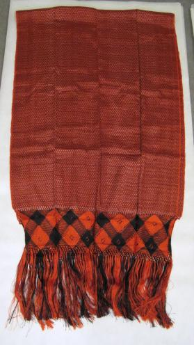 Woman's rebozo (shawl)
