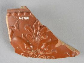 Fragment of an Arretine relief ware krater