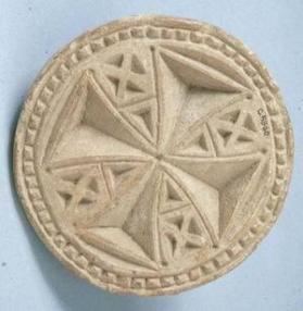 Stamp for sacremental bread