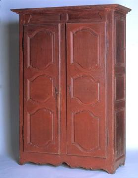 Armoire in Louis XV style