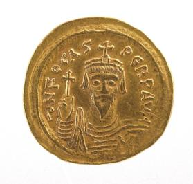 Solidus of Phokas
