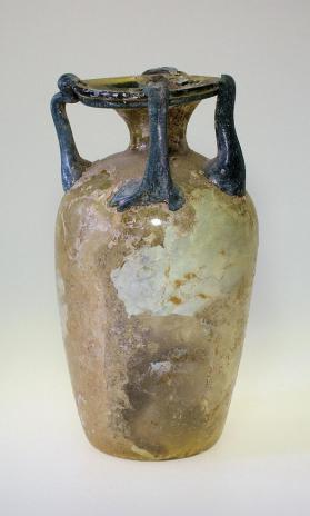 Four-handled flask