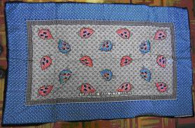 Woman's wrapper (kanga)